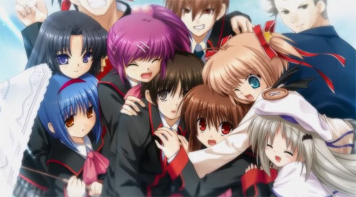 《Little Busters!》游戏截图9