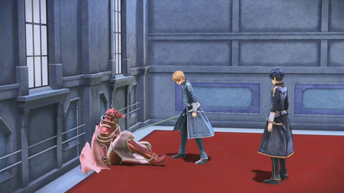 《刀剑神域:彼岸游境》游戏截图5