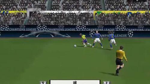 实况足球8游戏截图5