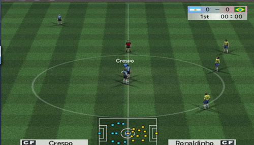 实况足球8游戏截图10