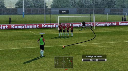 实况足球8游戏截图9