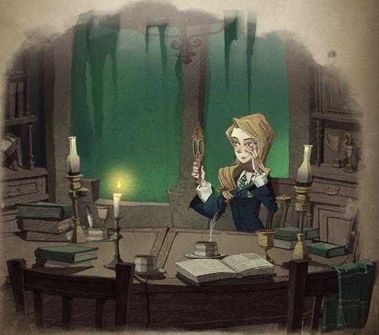 哈利波特魔法觉醒卡珊德拉