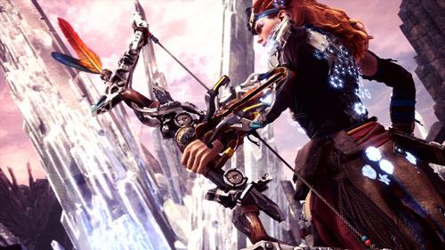 《怪物猎人:世界》地平线联动截图4