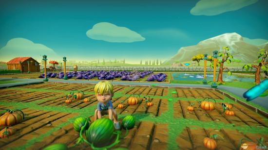 一起玩农场图