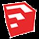 FredoScale(草图大师自由比例缩放插件)