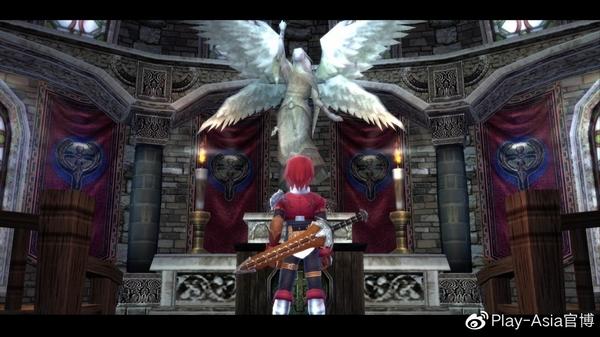 伊苏树海PS4图片