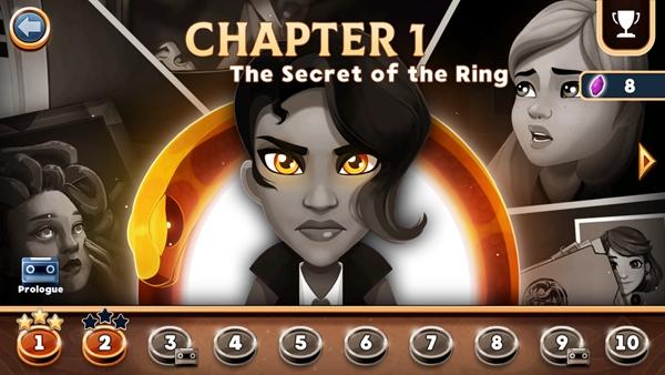 侦探杰姬:神秘案件截图0