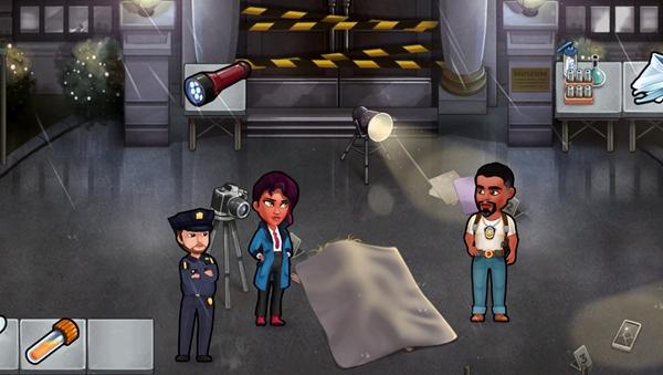侦探杰姬:神秘案件截图1