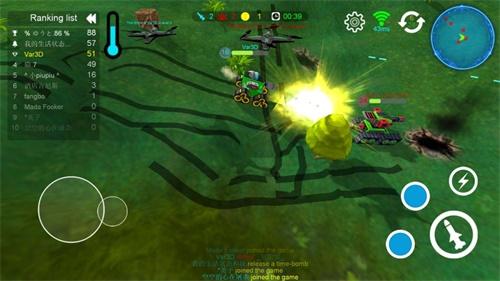 小小坦克大作战截图2