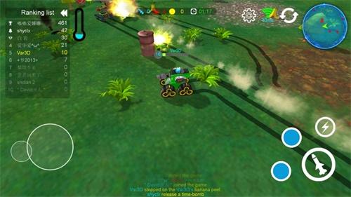 小小坦克大作战截图3