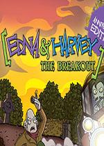 埃德娜和哈�S:逃�x��人院(Edna & Harvey: The Breakout)PC破解版