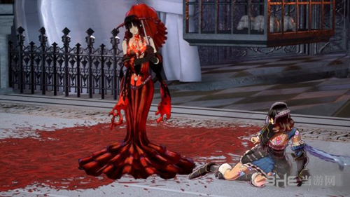 血污夜之仪式游戏截图