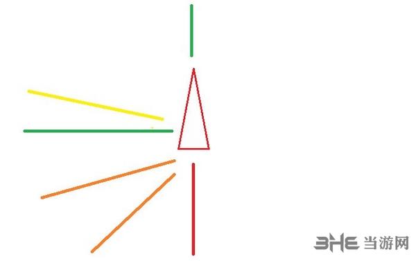 皇牌空战7玩家手绘图