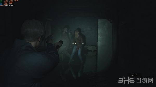 生化危机2重制版游戏截图2