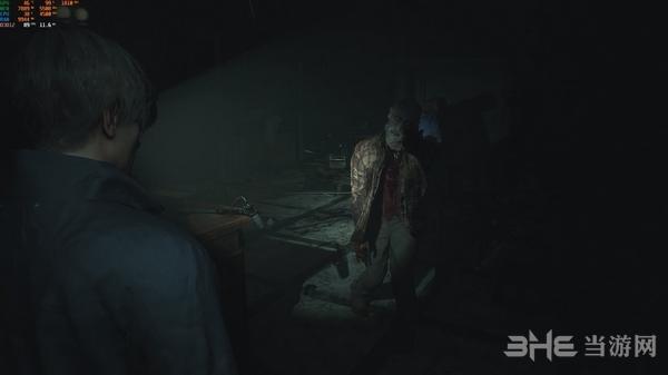 生化危机2重制版游戏截图5
