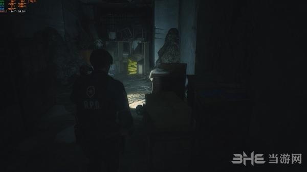 生化危机2重制版游戏截图8