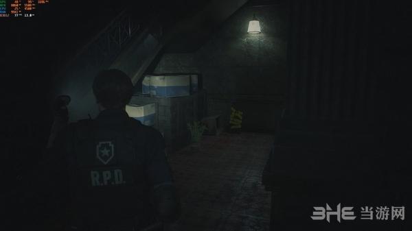 生化危机2重制版游戏截图7