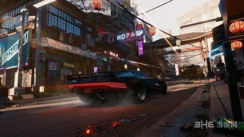 赛博朋克2077游戏图片2