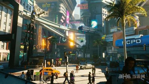 赛博朋克2077游戏图片3