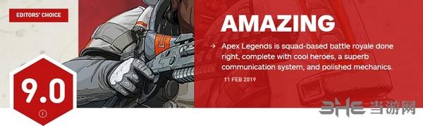 APEX英雄IGN评测图片