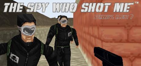 枪击我的间谍封面