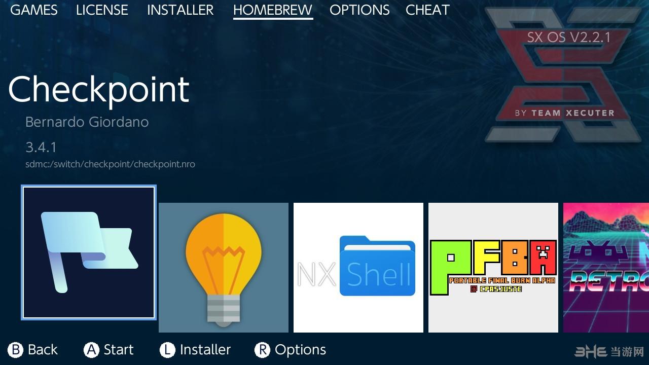 Checkponit软件界面图片1