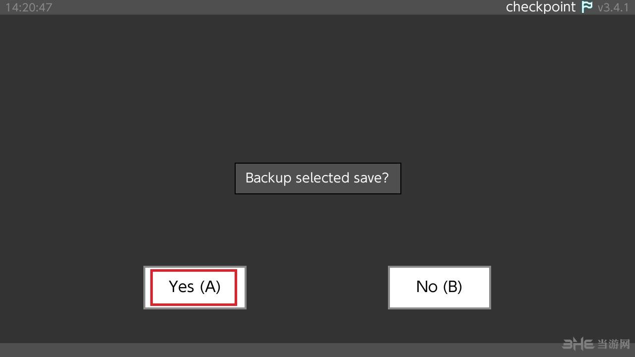 Checkponit软件界面图片3