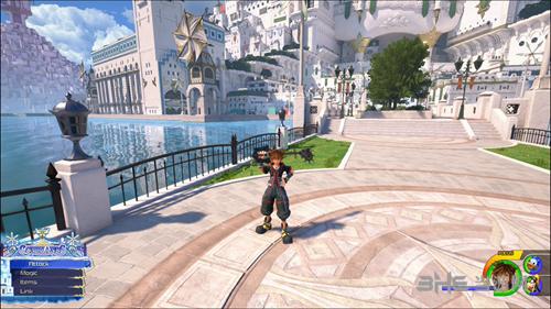 《王国之心3》游戏截图