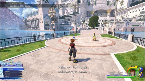 《王国之心3》游戏截图1
