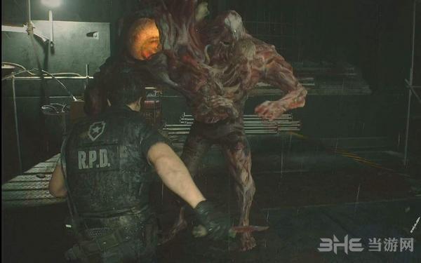 生化危机2重制版游戏截图