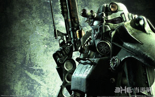 《辐射3》动力装甲