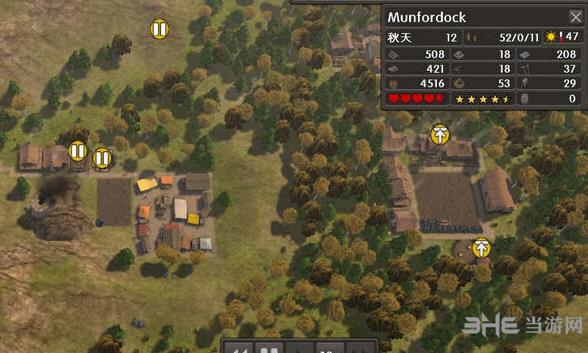 放逐之城木材生产煤mod截图0