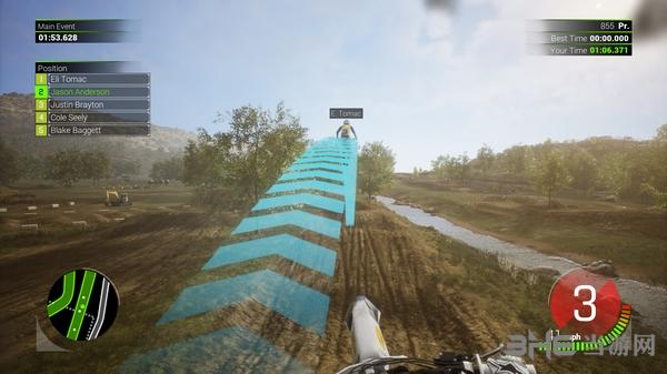 野兽越野摩托车2截图3