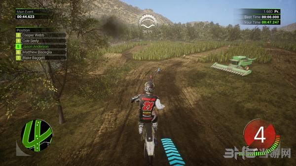 野兽越野摩托车2截图4