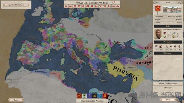 大将军:罗马截图1