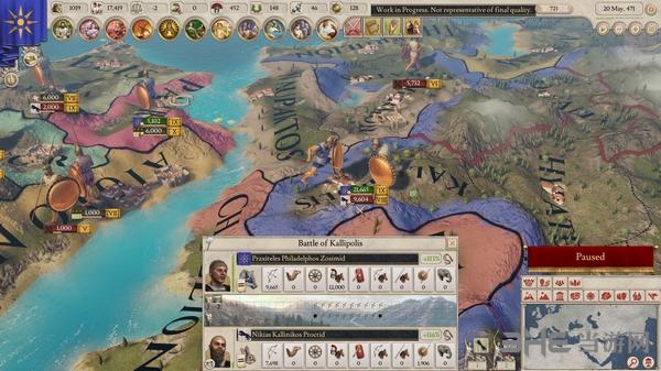 大将军:罗马截图7