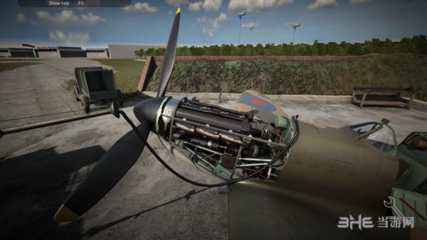 飞机维修技师模拟器截图0