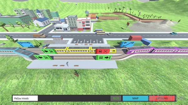 火车经理截图2