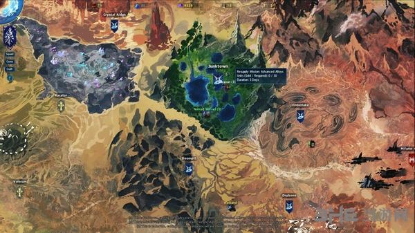 陨落星的游牧民族截图5