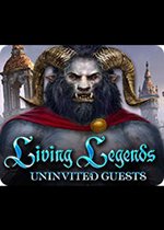 生命传奇6:不速之客(Living Legends: Uninvited Guests)PC硬盘版