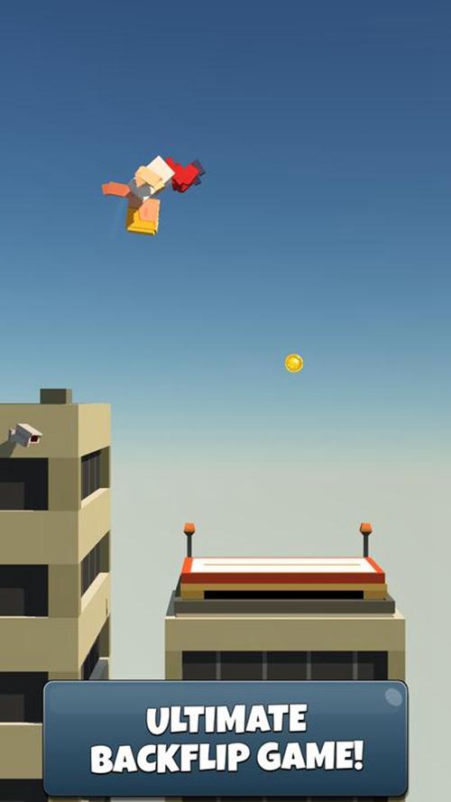 方块翻转跳跃截图0