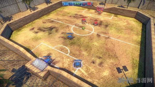 机器人足球赛截图2