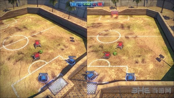 机器人足球赛截图7