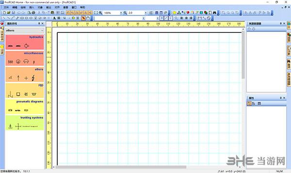 ProfiCAD(电气CAD软件)