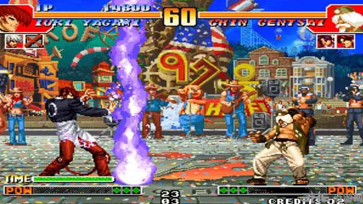 拳皇97无限能量版单机截图2
