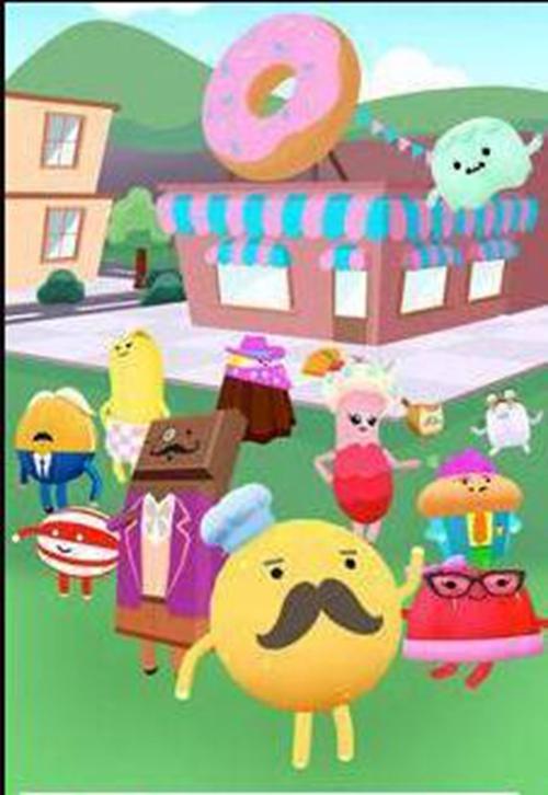 甜甜圈加工坊截图1