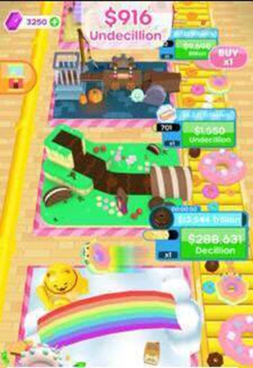 甜甜圈加工坊截图2