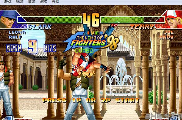 拳皇98Combo版截图0