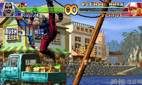 拳皇98Combo版截图3