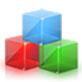 七彩色图片排版工具 绿色版v2.1